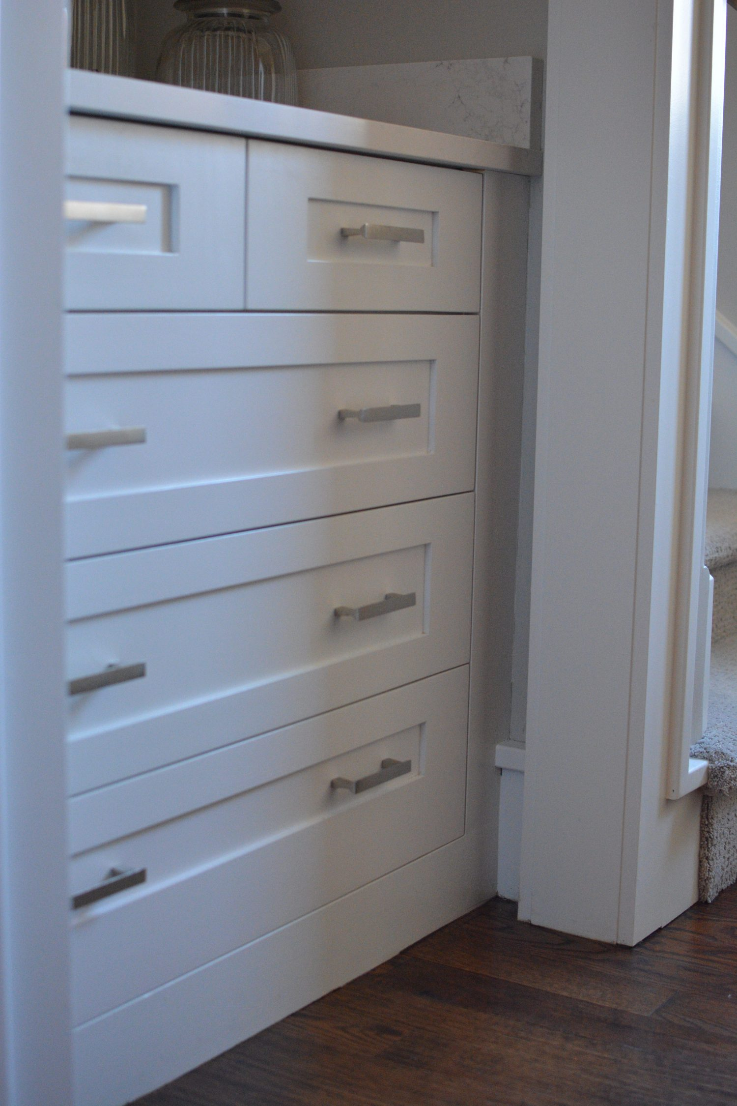 Custom Cabinetry and Moulding