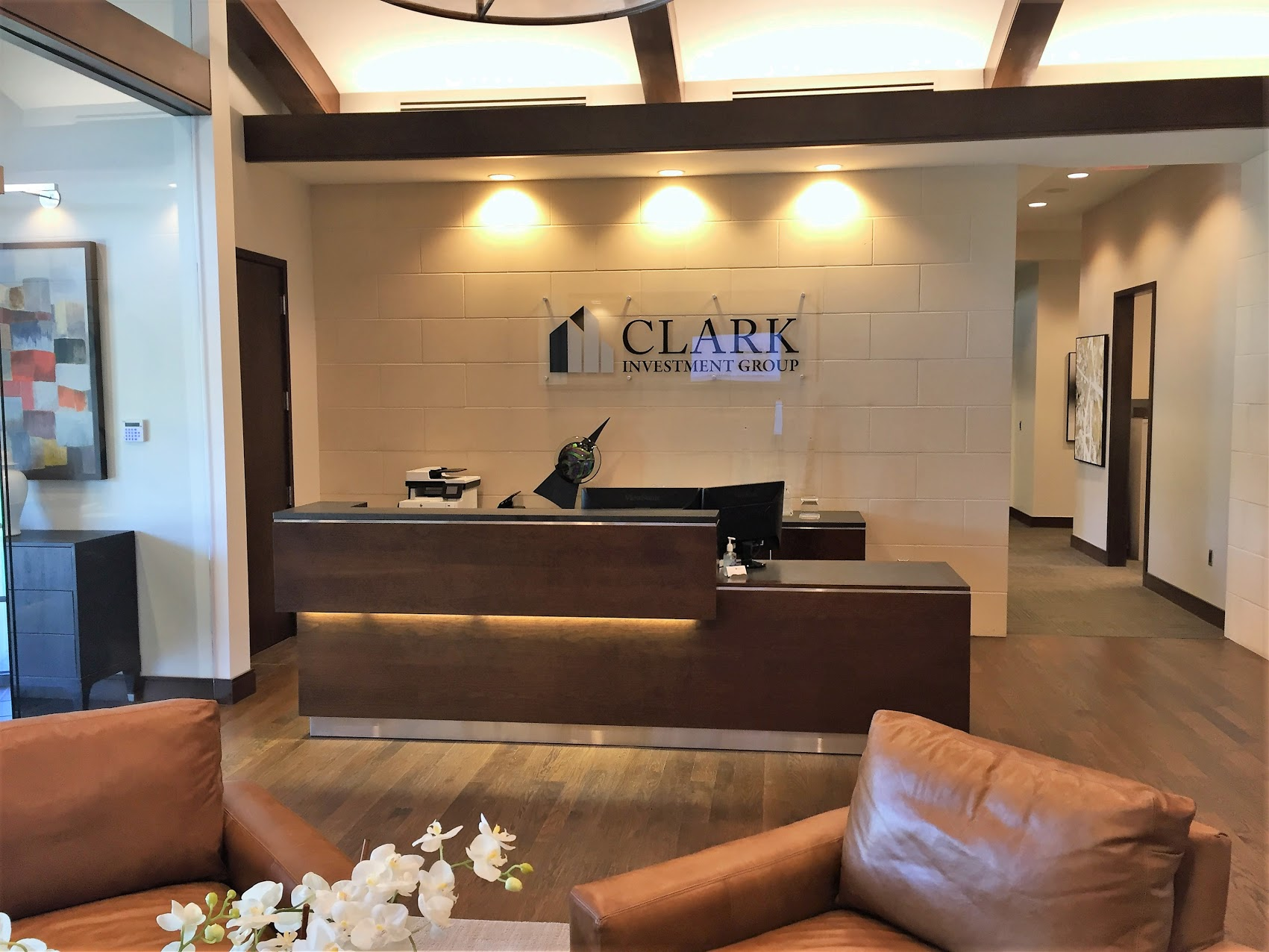 Clark Group Front Desk