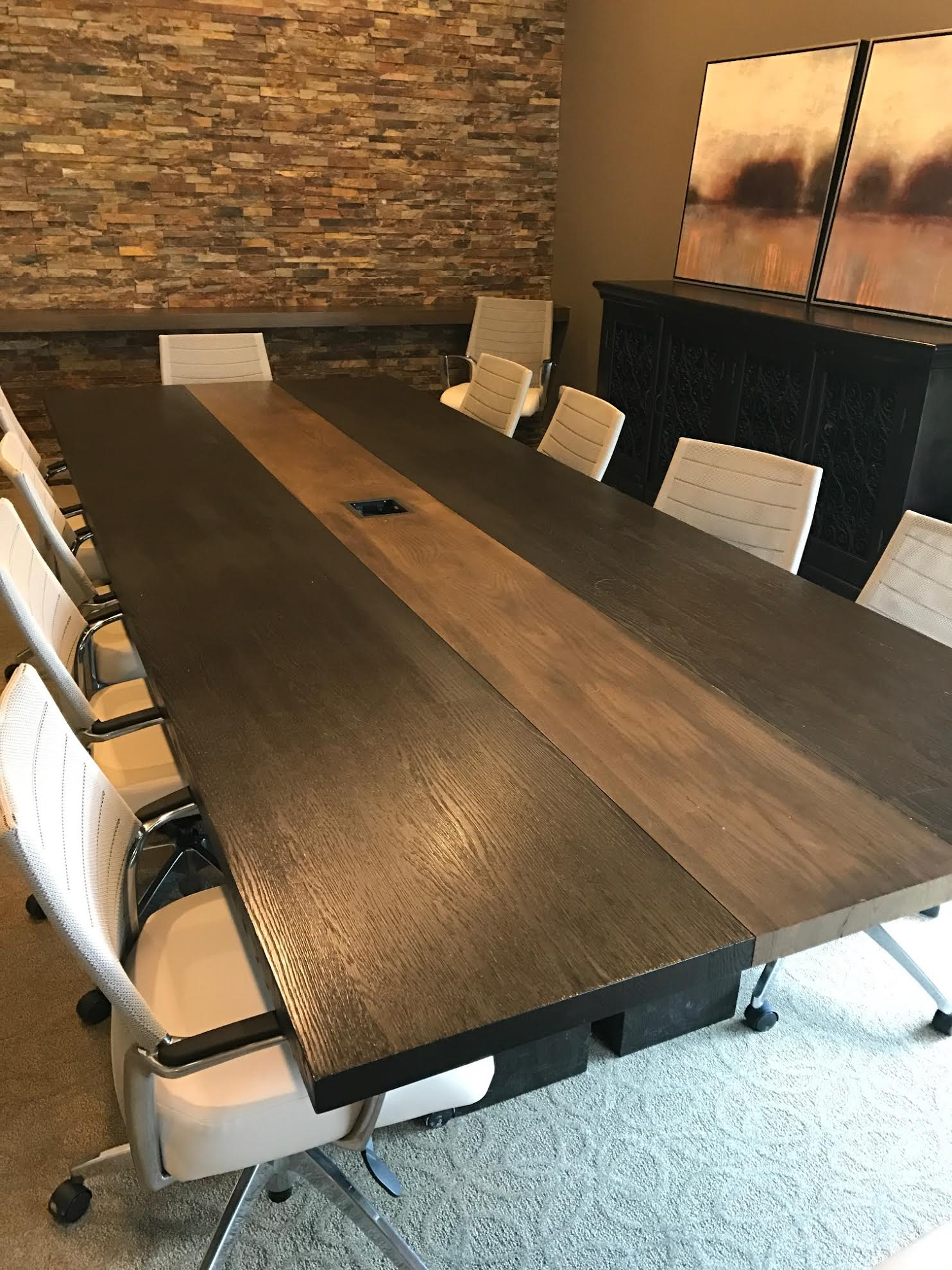 Conference Table Travisso
