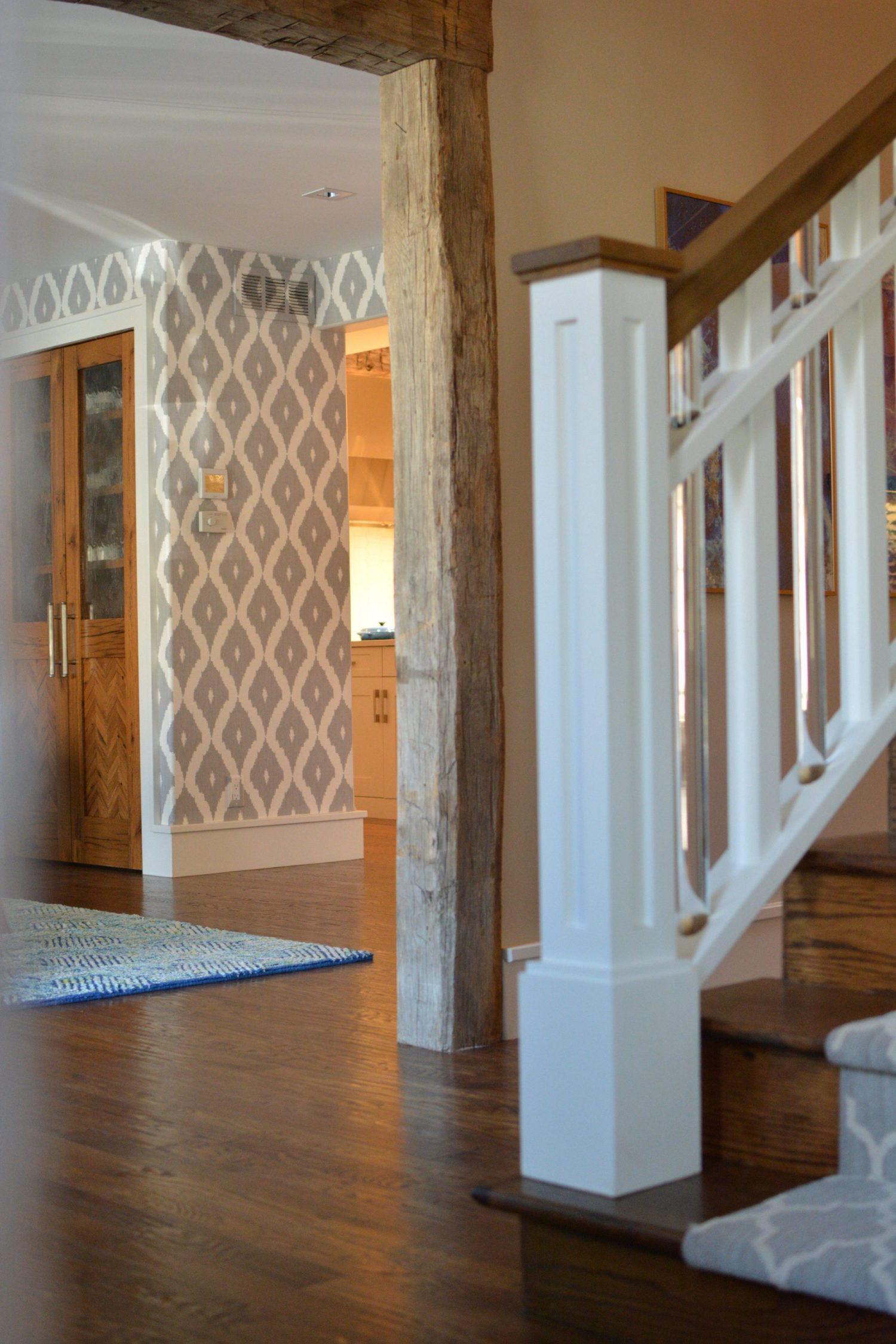 Custom Wood Molding and Floors