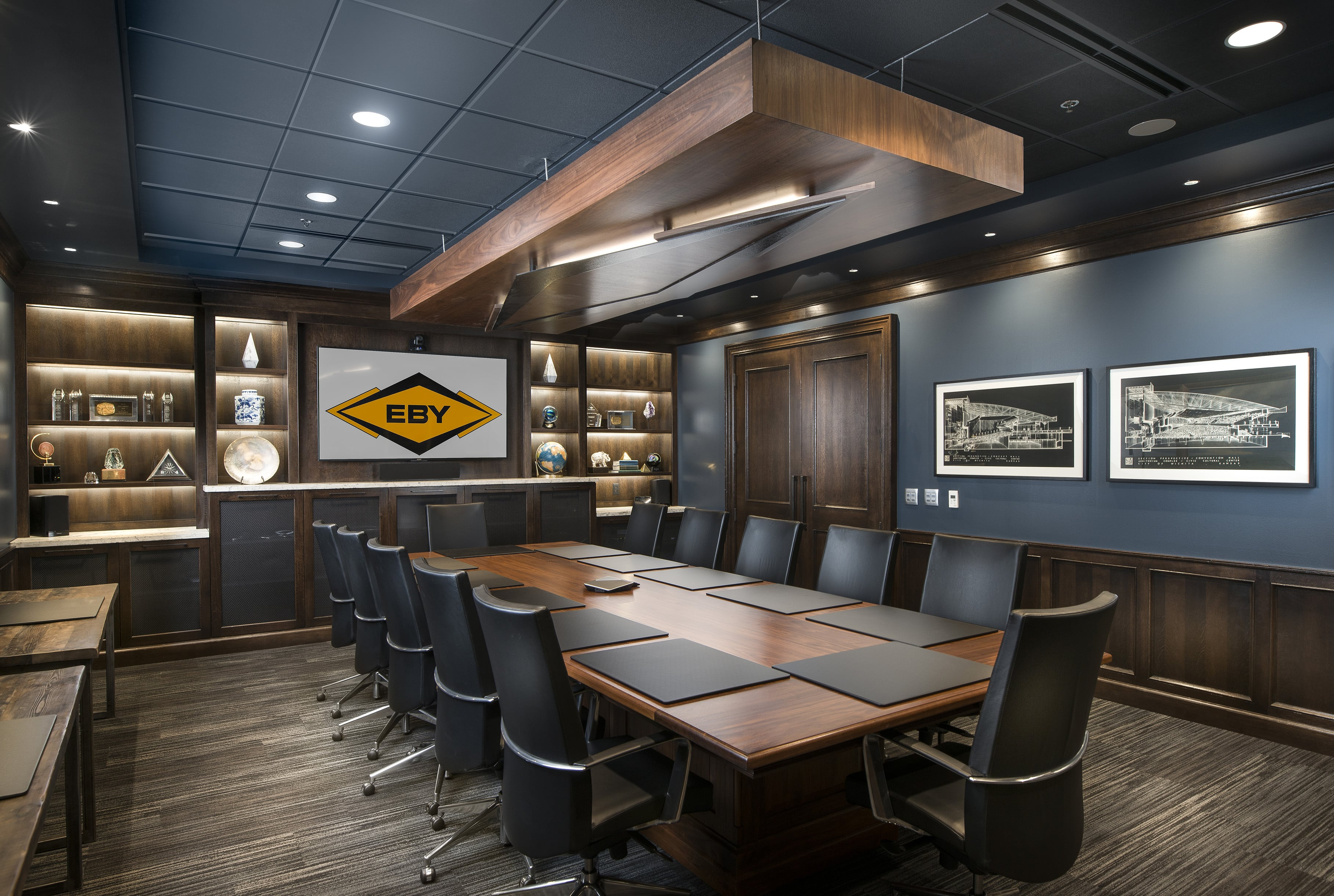 Eby Construction Conference Table